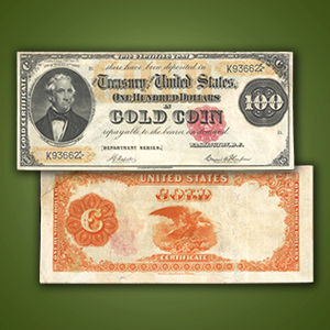 sell old paper money